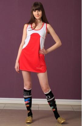 Спортивное платье арт.1121
