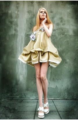 """Платье-юбка """"трансформер"""" арт.1263А"""